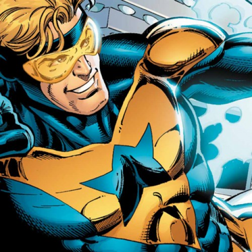 Nathan Fillion wants to play Booster Gold