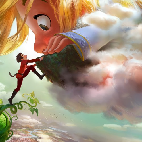 D23 Expo: Disney wants 'Gigantic' to be definitive Jack and the Beanstalk movie