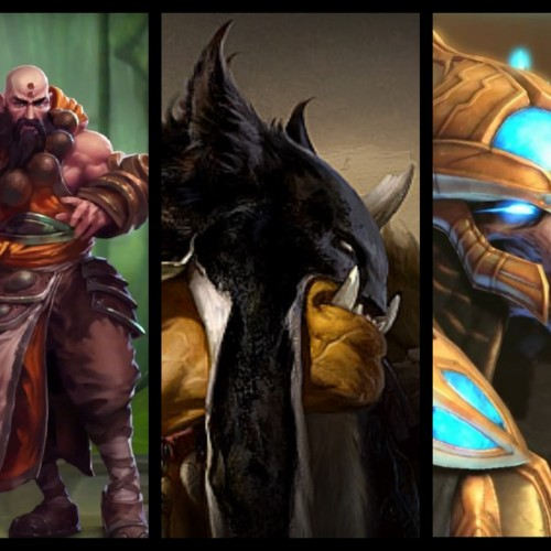 Blizzard announces three heroes and new map for Heroes of the Storm