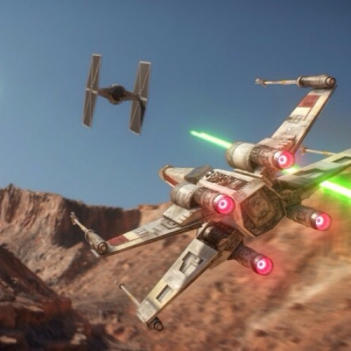 New mode in Star Wars: Battlefront reminds us of Rogue Squadron, but better