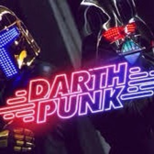 The funk is strong with this one in Darth Punk – The Funk Awakens
