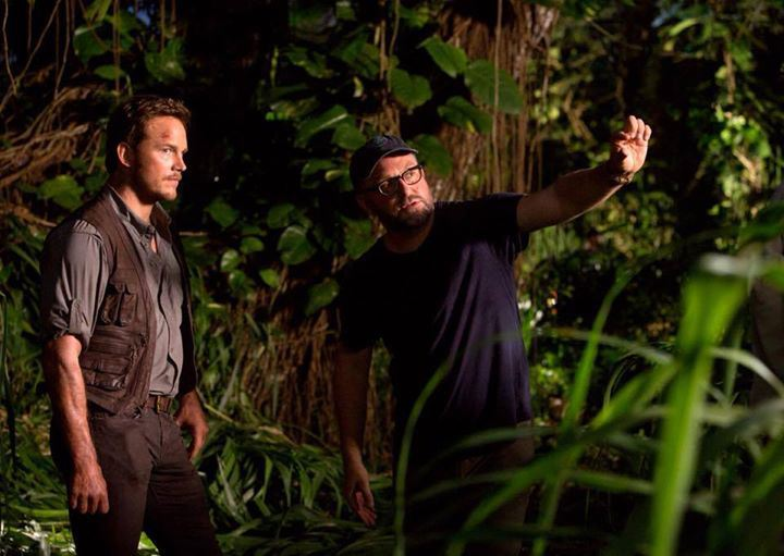 Jurassic-World-Director-Colin-Trevorrow-and-Chris-Pratt