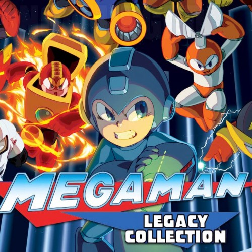 Mega Man Legacy Collection will release on August 28