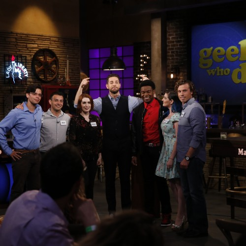 This week's Geeks Who Drink to feature Felicia Day and Dexter Darden