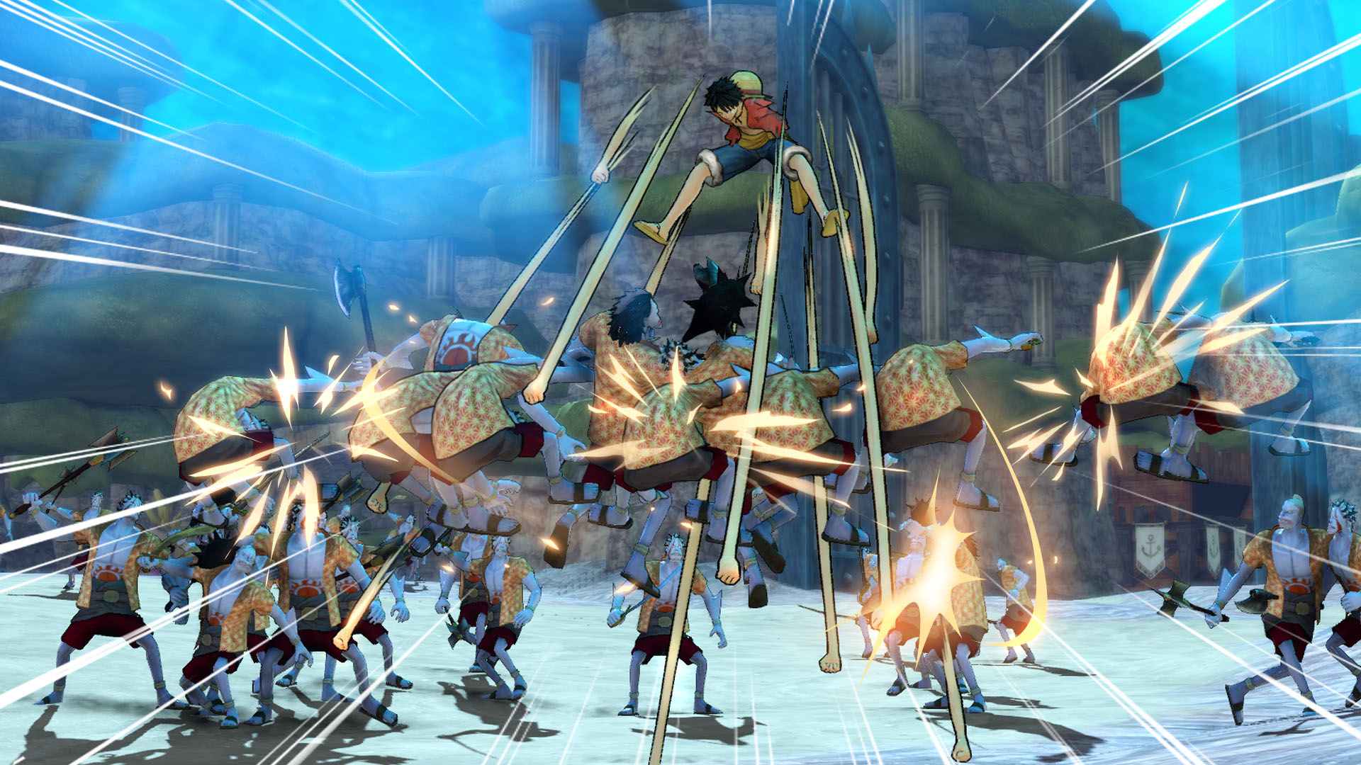 one piece pirate warriors 3 ps4 review nerd reactor. Black Bedroom Furniture Sets. Home Design Ideas