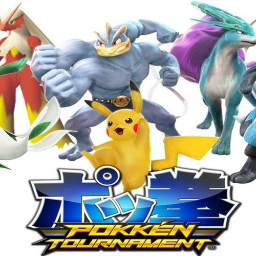 Pokken Tournament coming in Spring 2016