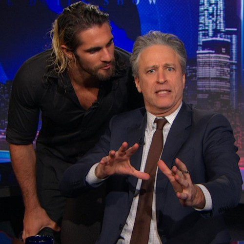 Former Daily Show's Jon Stewart will host Sunday's WWE SummerSlam