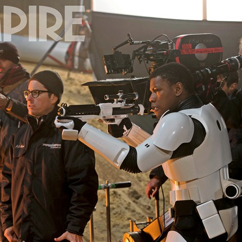 Star Wars: The Force Awakens' BB-8 gets its own Empire magazine cover