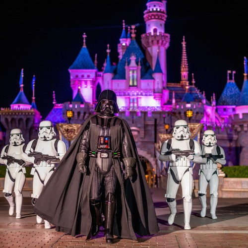 Disney going forward with Star Wars land inside Disneyland?