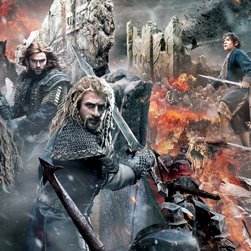 The Hobbit: The Battle of the Five Armies Extended Edition to be rated R