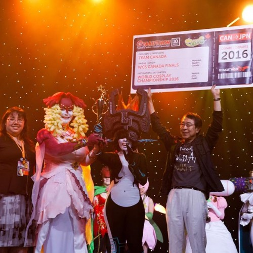 Canada's first World Cosplay Summit team crowned at Otakuthon