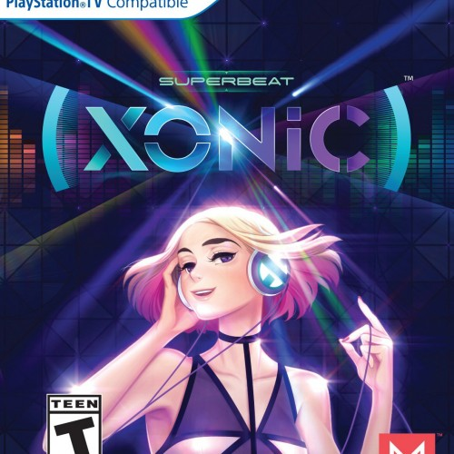 Superbeat: Xonic is coming this fall and will be compatible with the PlayStation TV