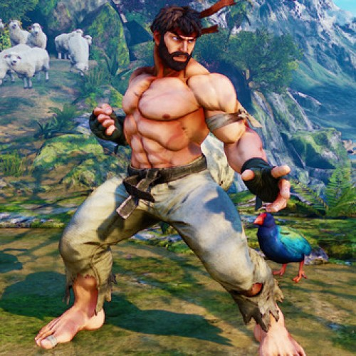 Street Fighter V Collector's Edition and store exclusive costumes revealed including bearded Ryu