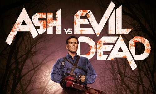 New footage from Ash vs Evil Dead