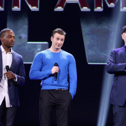 D23 Expo: Watch the Captain America: Civil War and Doctor Strange presentation