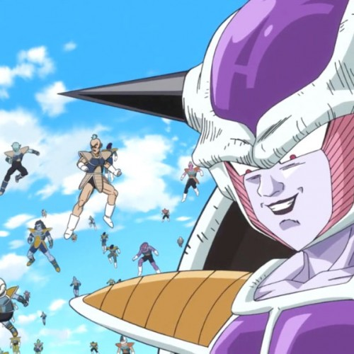 Review: Dragon Ball Z Resurrection 'F'