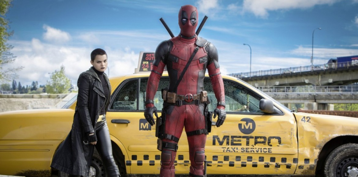 IT'S HERE: The official RED BAND trailer for Deadpool