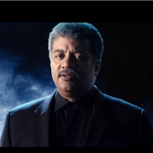 Neil deGrasse Tyson promotes The Martian in new video