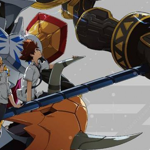 Digimon Tri airing on Crunchyroll starting today