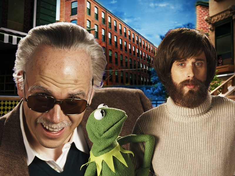 epic rap battles of history jim henson stan lee