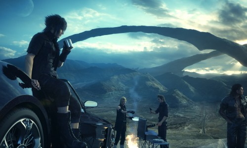 Final Fantasy XV's Weapon Switching System is being updated