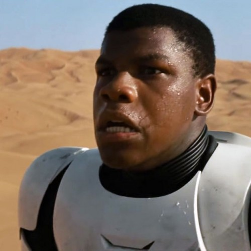 Is Finn really a Jedi in Star Wars: The Force Awakens?