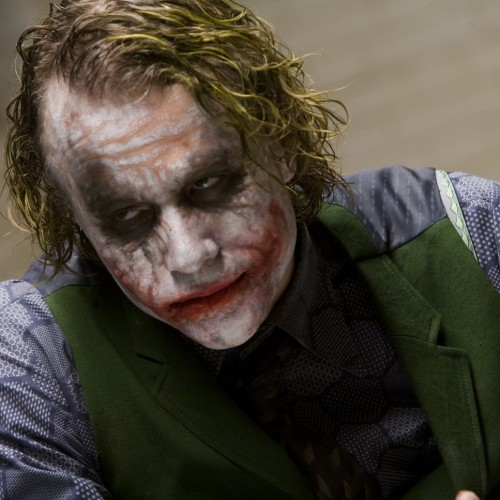 Heath Ledger's diary shows a glimpse of his preparation for the Joker in The Dark Knight