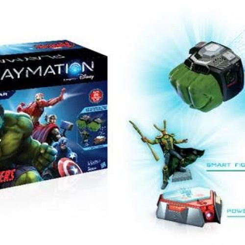 Disney's Playmation to include HULK HANDS!