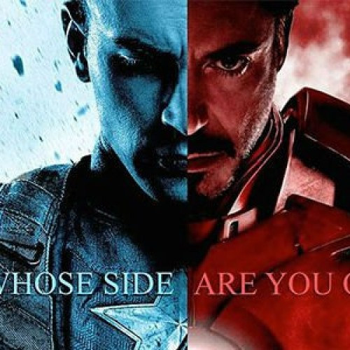What will get the party started in Captain America: Civil War?