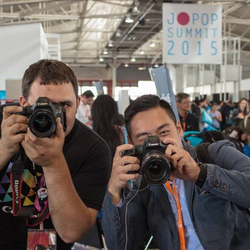 J-POP Summit 2015: Tech and toys