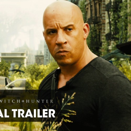 Check out Vin Diesel's beard in official The Last Witch Hunter trailer