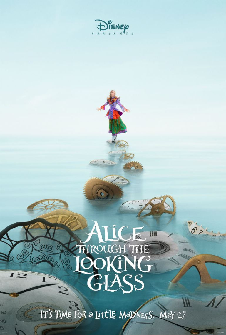 Alice Through the Looking Glass x 2 (2016)