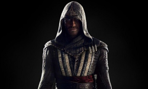 Abstergo makes a presence in new Assassin's Creed movie photo