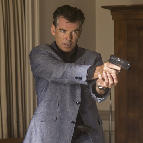 Pierce Brosnan talks turning down Batman and the future of James Bond