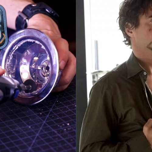 Build your own Iron Man arc reactor