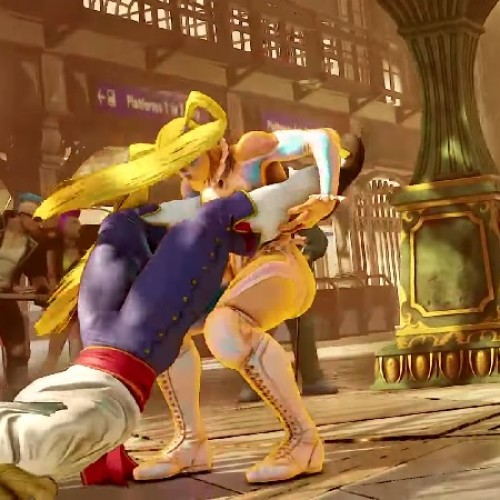 Street Fighter V: An incomplete but fun fighting game (review)