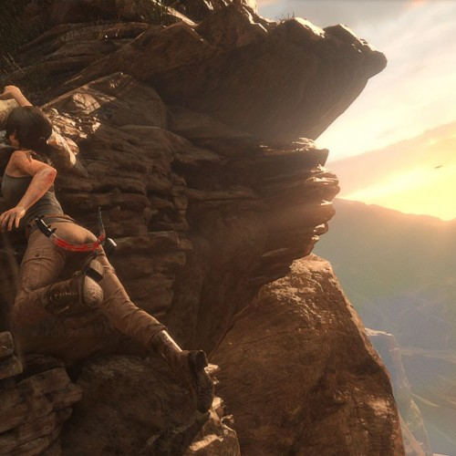 13-minute Rise of the Tomb Raider gamescom demo has Lara visiting Syria and a tomb