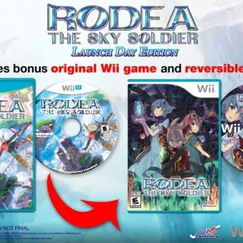 NIS America delays Rodea The Sky Soldier until November