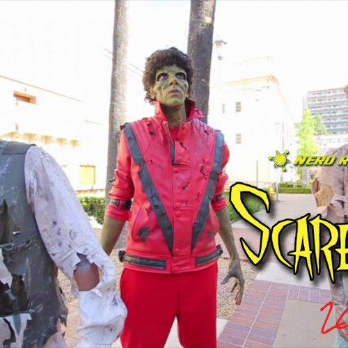 ScareLA 2015 cosplay music video 'Peanut Butter Jelly'