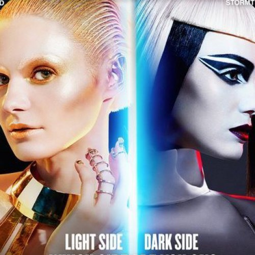 Star Wars and CoverGirl team up to disturb the makeup force
