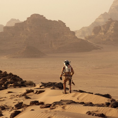 The Martian: How a blog post became a Hollywood movie starring Matt Damon