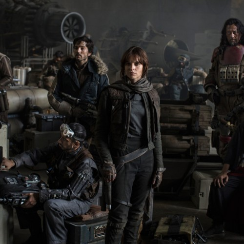 D23 Expo: Donnie Yen, Diego Luna and Forest Whitaker join Rogue One: A Star Wars Story