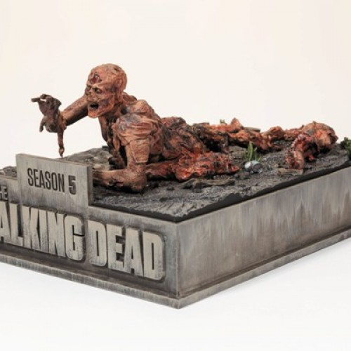 The Walking Dead: The Complete Fifth Season Blu-ray Limited Edition coming December 1