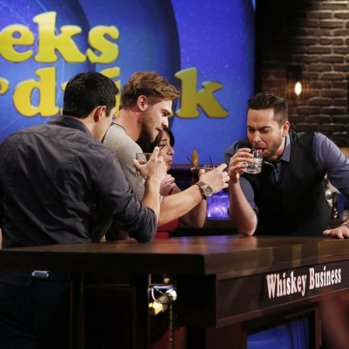 This week's Geeks Who Drink to feature Silicon Valley's Josh Brener and Grey Damon from Aquarius
