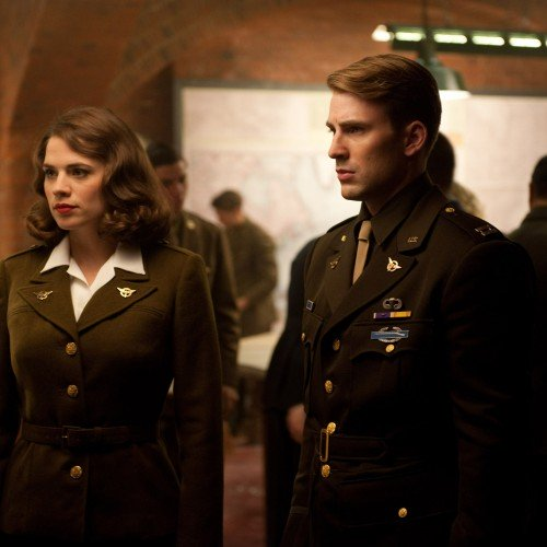 Did Captain America and Agent Carter do the deed?