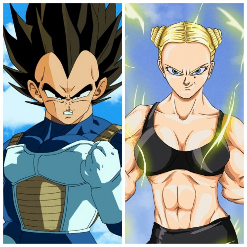 Vegeta responds to UFC Champ Ronda Rousey's crush on him