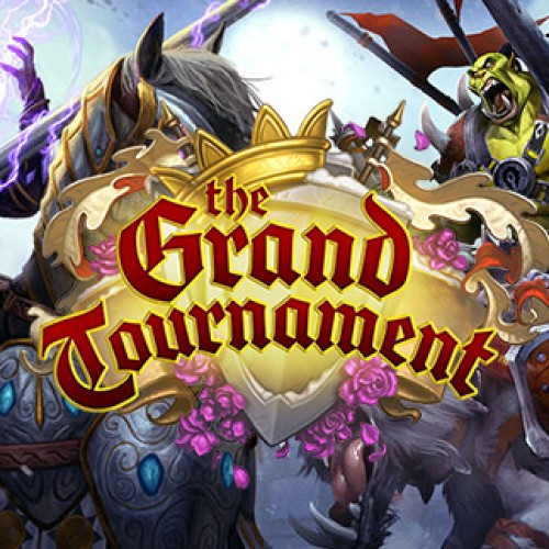 Hearthstone Expansion: The Grand Tournament is here