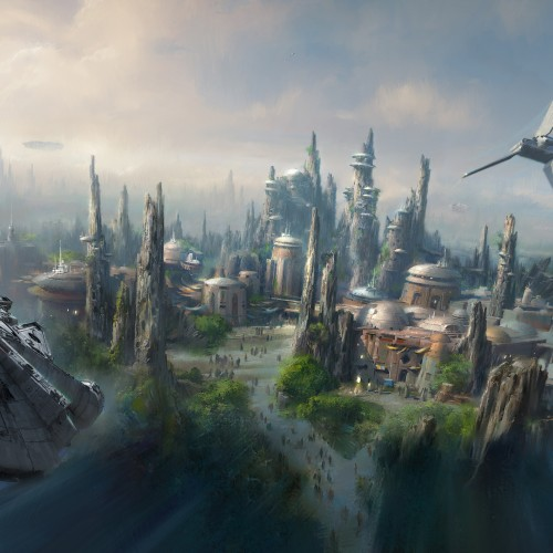 D23 Expo: Bob Iger confirms that Star Wars Land is coming!