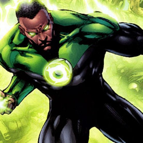 A new challenger arrives for Tyrese and Green Lantern