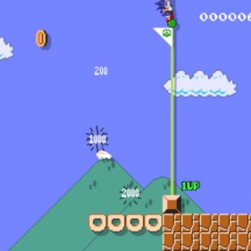 Shulk, Sonic and Mega Man will be playable in Super Mario Maker